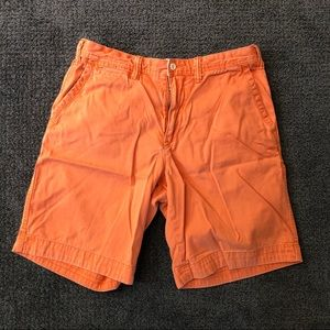Polo by Ralph Lauren Men's Shorts in Orange